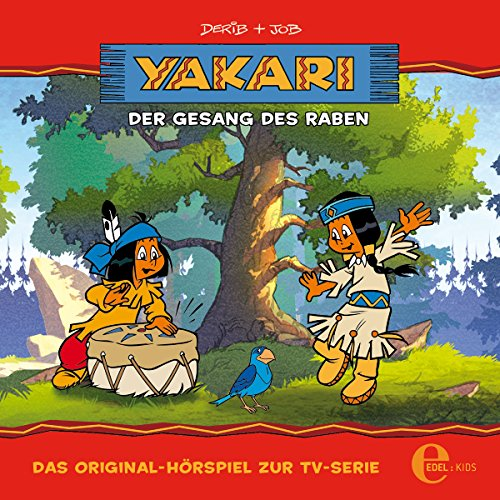 Der Gesang des Raben. Das Original-Hörspiel zur TV-Serie Titelbild