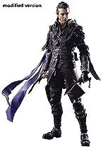 Lotote del Modelo De Personaje Animado Modelo Kingsglaive Final Fantasy XV Nyx Juego Artes Kai Ulric para La DecoracióN Casera Car Collection