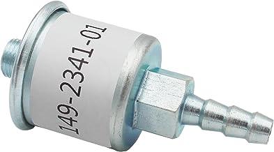 Replacement RV Fuel Filter/Pump for Cummins Onan model# 149-2341-01, Fits Marquis Gold HGJAB, Emerald Advantage HGJAC, Marquis BGM & NHM Gasoline Generators, and Marquis Gold/RV QG,Marquis Platinum/RV