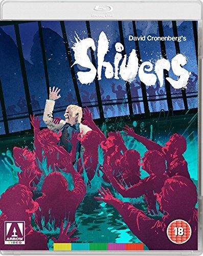 Shivers [Blu-ray] [Reino Unido] ⭐