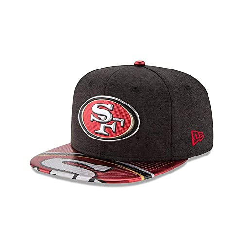 438d31ee New Era NFL 2017 Draft On Stage 9Fifty Snapback Cap