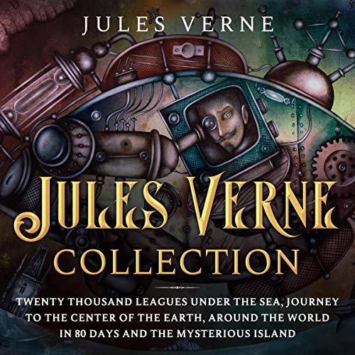 Jules Verne Collection cover art