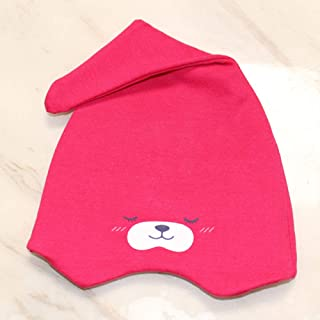 COODIO Baby Cotton Sleep Hat Spring Autumn Winter Knitted Soft Warm Head Cover Flexible Clothing For Girl Boy Baby Toddler Kids for Fashion Jewelry