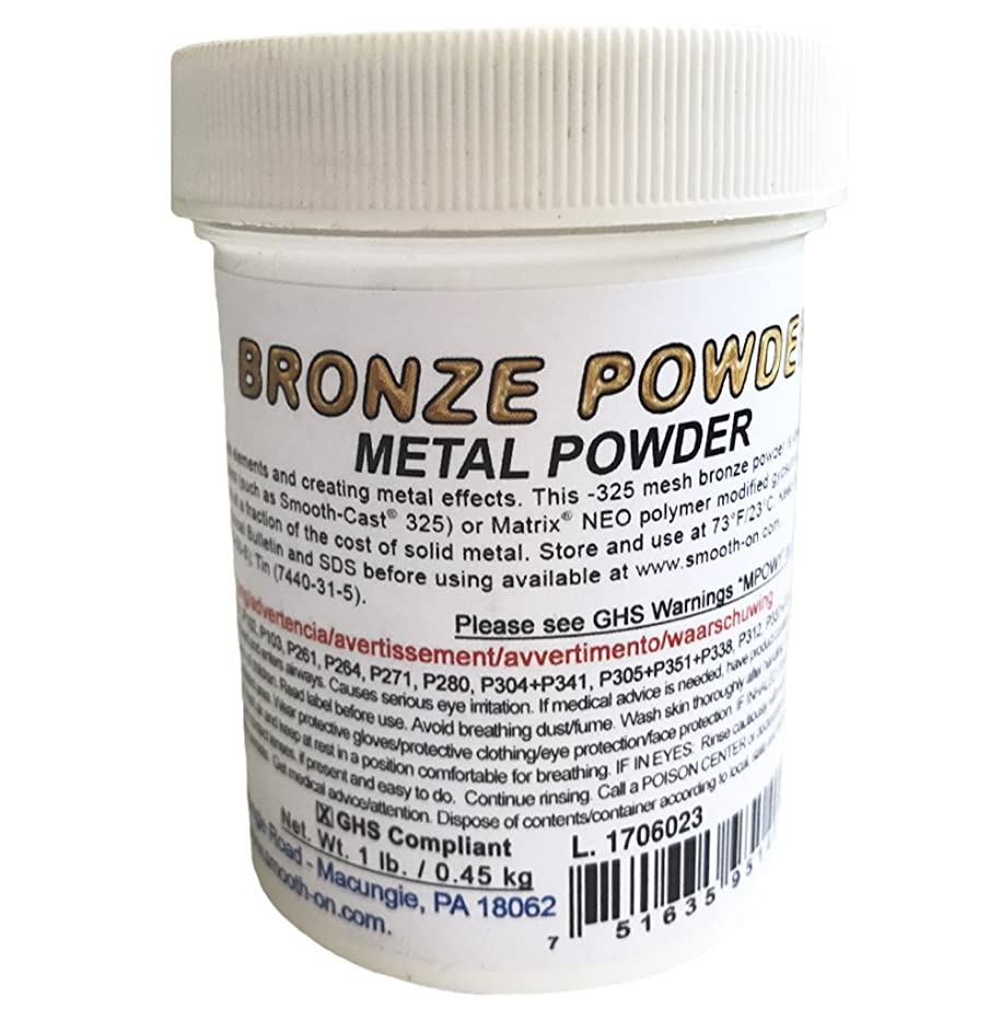 Smooth-On Metal Powder (Bronze Powder)