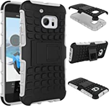 Litao-Case MG Case for htc one m10 Case PC + TPU Soft Cover 5
