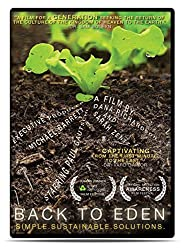 Back to Eden Film and Wood Chip Gardening