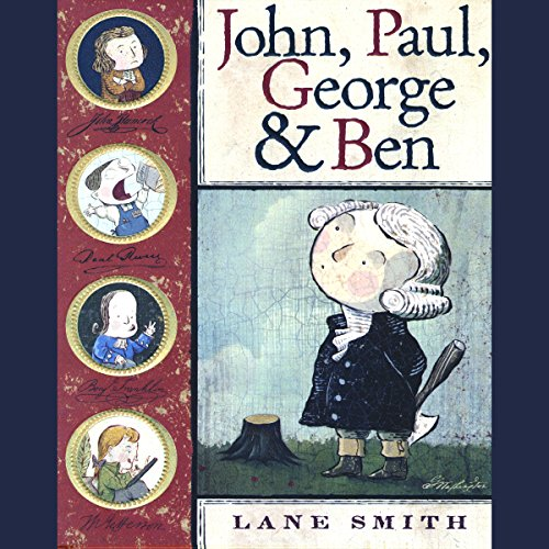 John, Paul, George, and Ben audiobook cover art