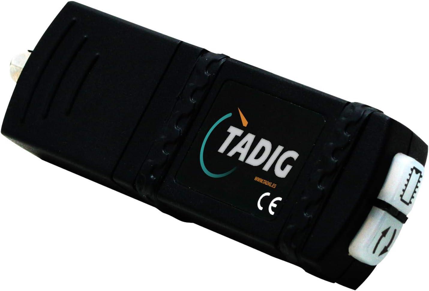 Llave Descarga tacógrafo Digital y Tarjeta de Conductor