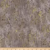 Hoffman 0676892 Metallic Luxe Stone Texture Taupe/Gold