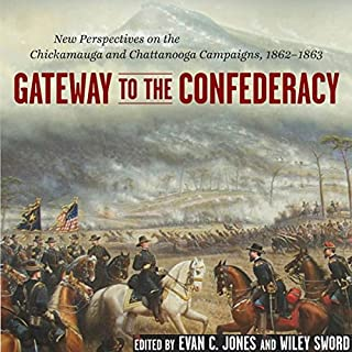 Gateway to the Confederacy audiobook cover art