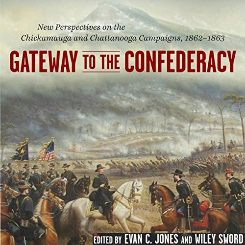 Gateway to the Confederacy  By  cover art