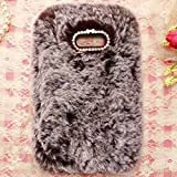 LG G6/G6Pro/G6Plus Art Case, Handmade Fluffy Villi Wool