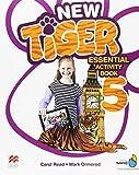 NEW TIGER 5 Essential Ab Pk
