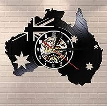 vinyl record clocks australia