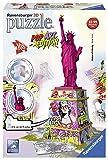 Pop Art Edition - Statue of Liberty 3D Puzzle-Bauwerke: Erleben Sie Puzzeln in der 3. Dimension