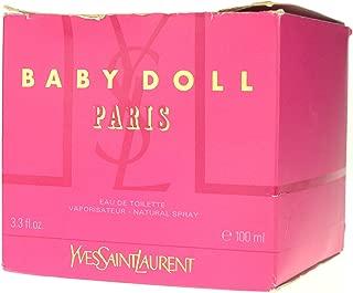 Baby Doll FOR WOMEN by Yves Saint Laurent - 3.3 oz EDT Spray