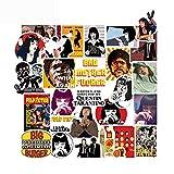 Classic Movie Sticker Bagaglio Laptop Art Painting Kill Bill Pulp Fiction Poster Sticker Impermeabile Skateboard Toy 50Pcs