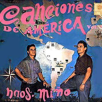 Canciones de América, Vol. 3