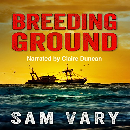 Breeding Ground audiobook cover art