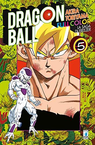 La saga di Freezer. Dragon Ball full color (Vol. 5)
