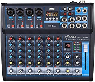 Professional Audio Mixer - Pyle