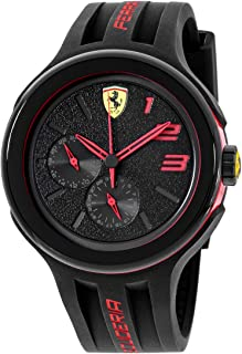 Ferrari Casual Watch For Men Analog Silicone - 830223