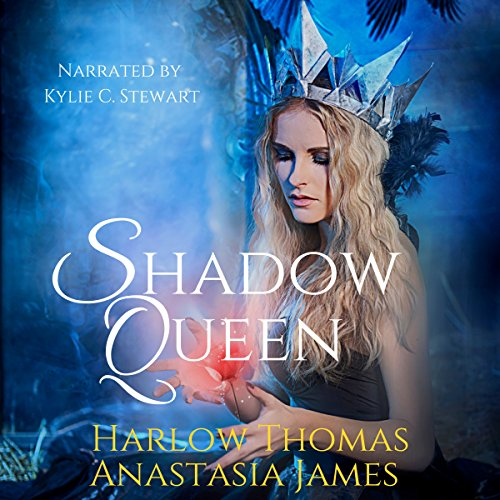 Shadow Queen: The Shadow Court Harem Book 1 audiobook cover art