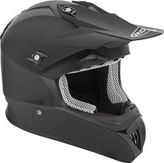 <h2>Rocc 740/741 Motocross Helm XL Schwarz Matt</h2>