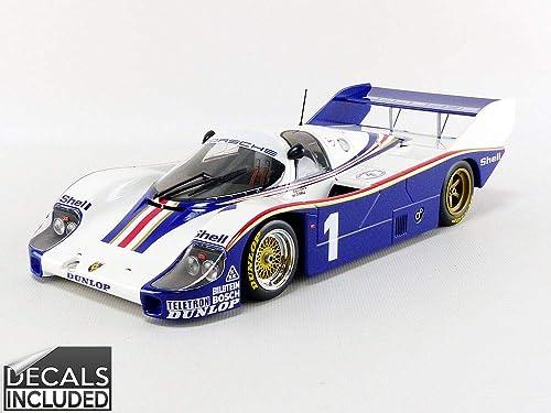 Minichamps 155826601 1 18 Porsche 956 K  1 - Ickx Bell - Class Winners Silberstone 6 Hours 1982, Multi