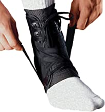 Ankle Support Belt Adjustable Protection Foot Stability Support Belt Compression Sports Ankle Belt Suitable for Outdoor Sports Running Cycling,S