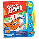 trusmile abc sound book for children, english letters & words learning book, fun educational toys....