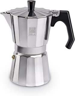 Amazon.es: BRA - Cafeteras italianas / Café y té: Hogar y cocina