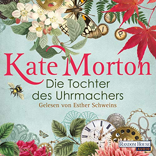 Die Tochter des Uhrmachers                   By:                                                                                                                                 Kate Morton                               Narrated by:                                                                                                                                 Esther Schweins                      Length: 13 hrs and 9 mins     Not rated yet     Overall 0.0