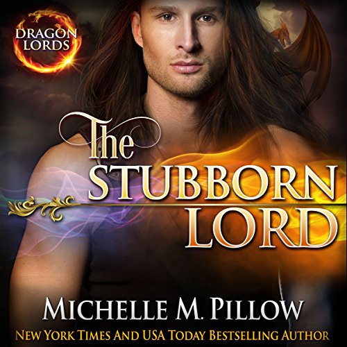 The Stubborn Lord audiobook cover art