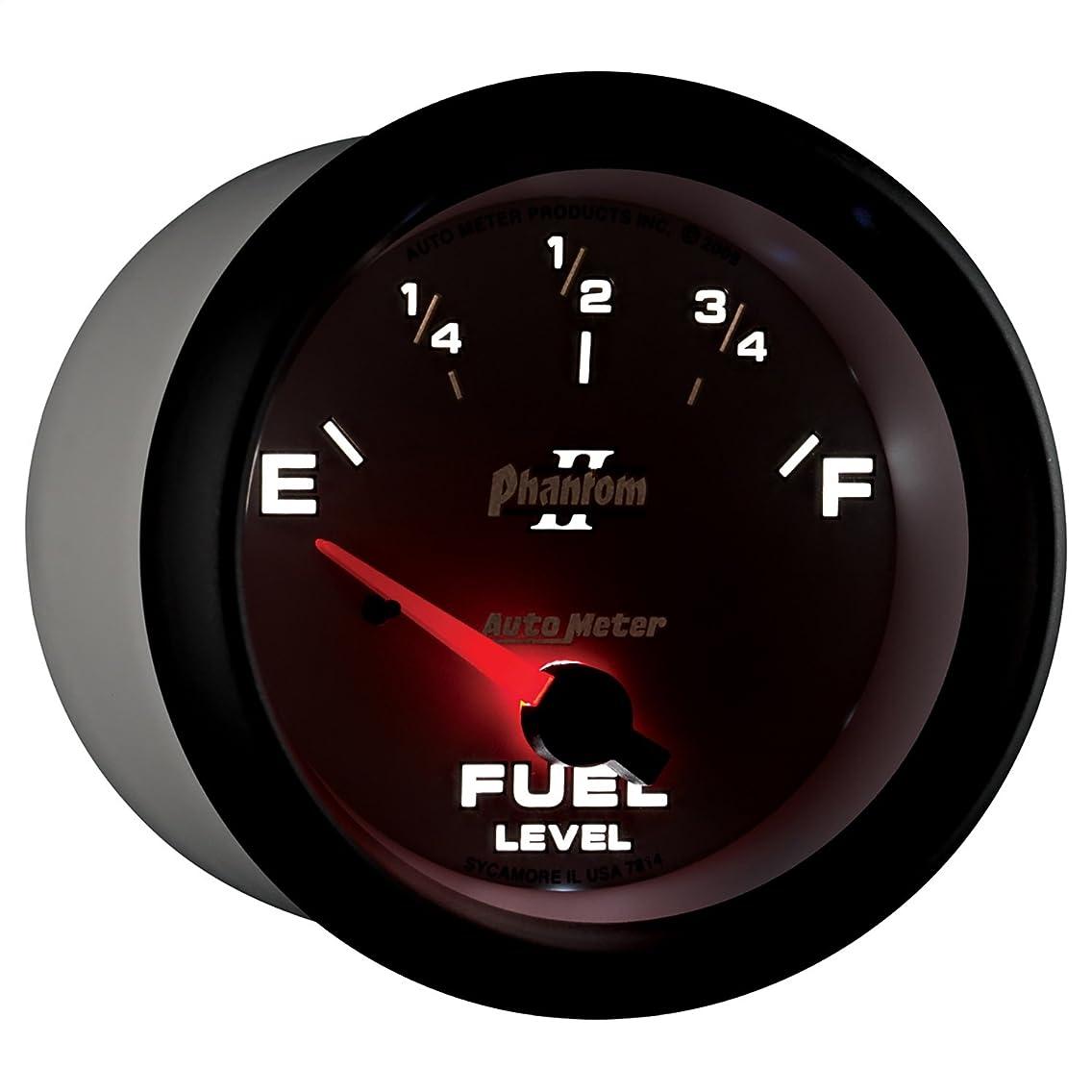 Auto Meter 7814 Phantom II Electric Fuel Level Gauge