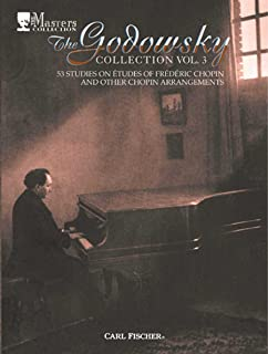 Best godowsky chopin etudes Reviews