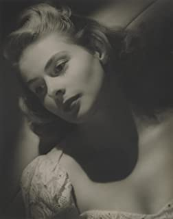 Ingrid Bergman Photography Giclee High Glossy Photo Paper Print Poster Poster (1)