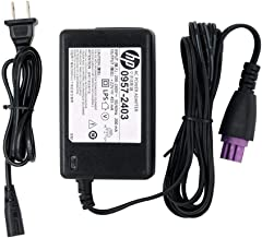 22V AC Printer Adapter Power Supply for HP Deskjet 1010 1012 1510 1518 0957-2385, Also for 0957-2403 HP Deskjet 1512 2515 2548 2540 2542 2544 OJ 2620, Officejet 2620 Ink All-in-One US Cord