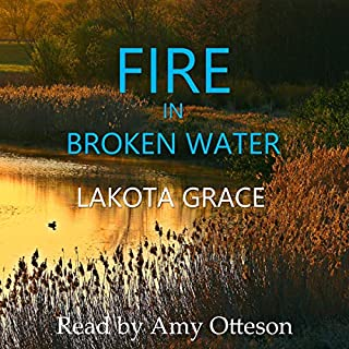 Fire in Broken Water (A Small Town Police Procedural Set in the American Southwest ) audiobook cover art
