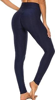comprar comparacion FITTOO Mallas Pantalones Deportivos Leggings Mujer Yoga de Alta Cintura Elásticos y Transpirables para Yoga Running Fitnes...