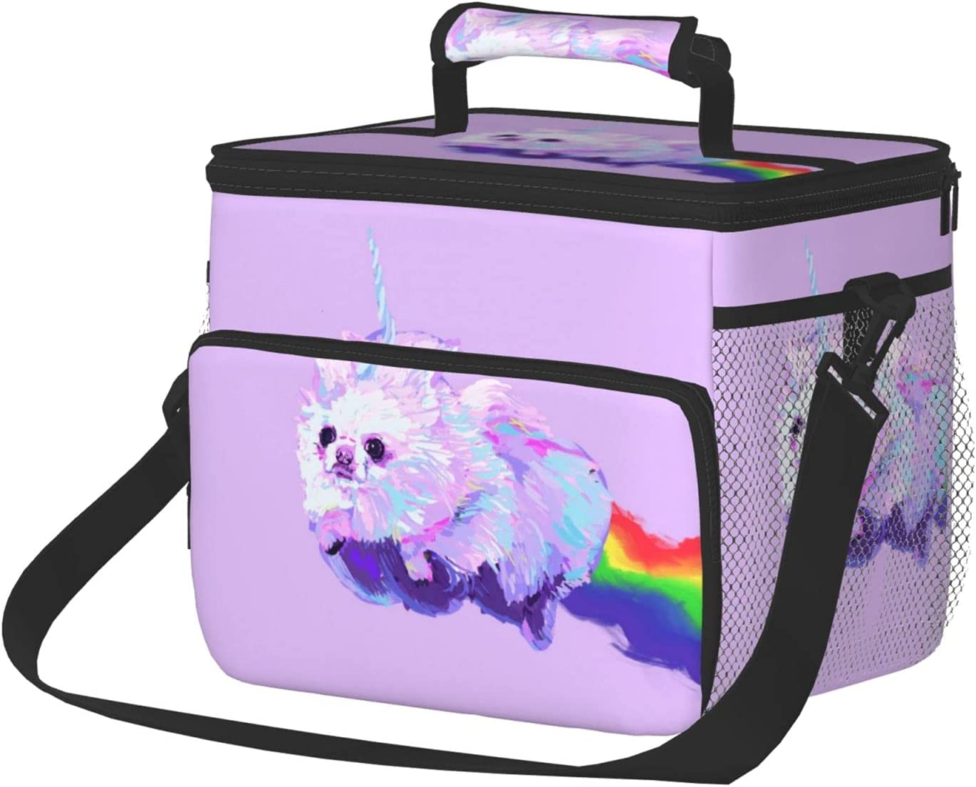 Insulated Max 45% OFF Lunch Bag For Women Office Animer and price revision Reusable Box Men