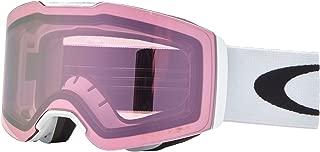 Oakley Fall Line Snow Goggles, Matte White Frame, Prizm High Intensity Pink Iridium Lens, Medium