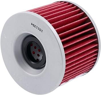 Hiflofiltro Ölfilter Kompatibel Für Kawasaki Zr 750 C Zephyr 1 Zr750c 1991 27 72 Ps 20 53 Kw Auto