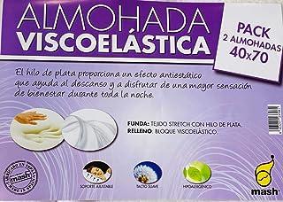Mash - Almohada Visco Eco Hilo de Plata (70)