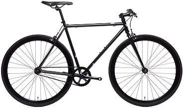 State Bicycle Fixed Gear/Fixie Single Speed Bike, Flip - Flop Hub, Vans Grips