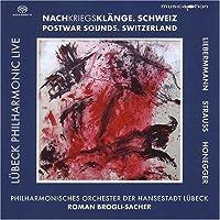 Lubeck Philharmonic Live 1: Postwar Sounds by Lubeck Philharmonic (2008-01-29)