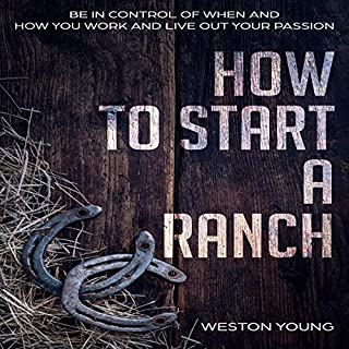 How to Start a Ranch audiobook cover art