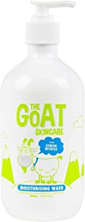The Goat Skincare Body Wash with Lemon Myrtle, 500 milliliters