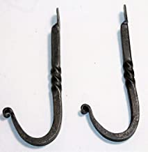 Hand Forged Large 7 Wall Hook