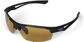 [L.S.D. Designs LSD 偏光 サングラス メンズ Neo Wing Extra Edge(ネオウィング エクストラ エッジ フレーム)] 釣り スポーツ ドライブ おしゃれ メガネ 紫外線 対策 UV カット 率 99.9%